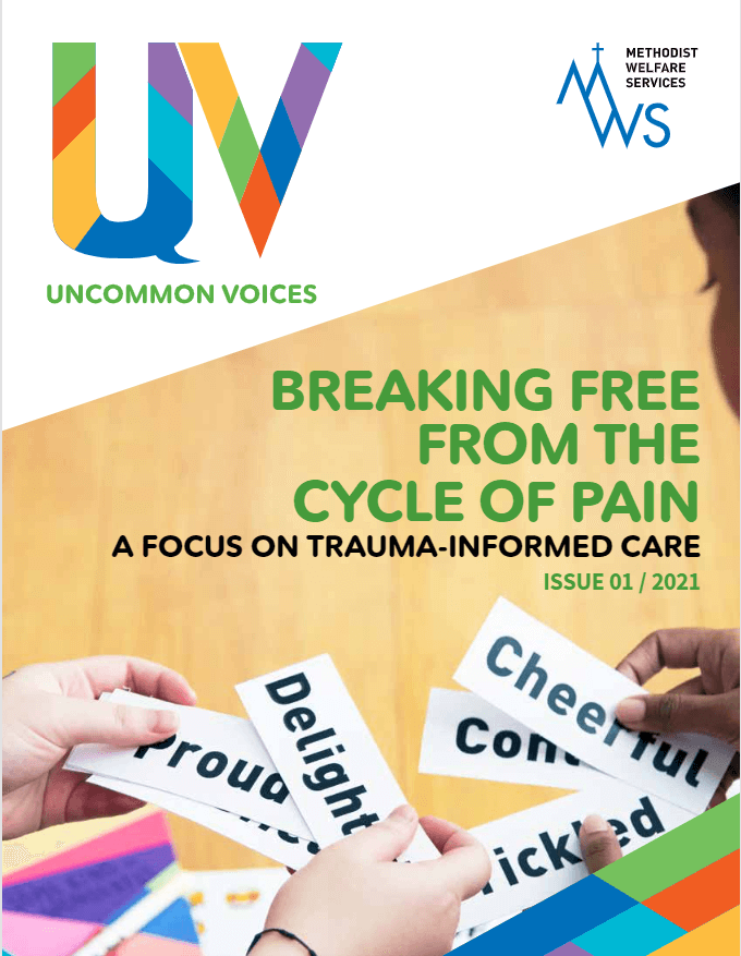 Uncommon Voices 2021 Issue 1